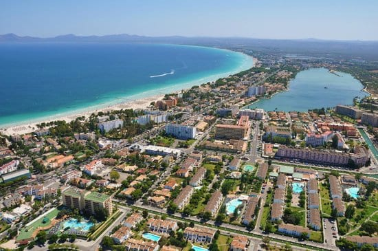 Alcudia, ideal für Familien