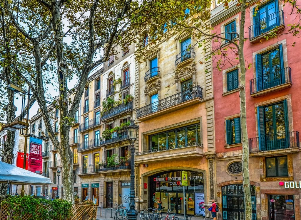 Top 5 Sprachschulen in Barcelona