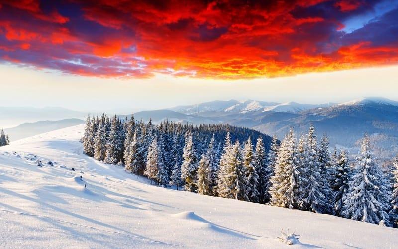 Die 5 schönsten Reiseziele im Winter in Spanien