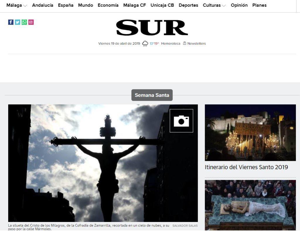 Spanische Zeitungen