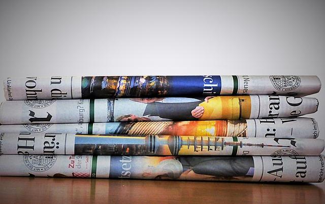 Spanische Zeitungen im Netz