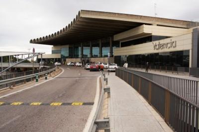 Abflug Valencia