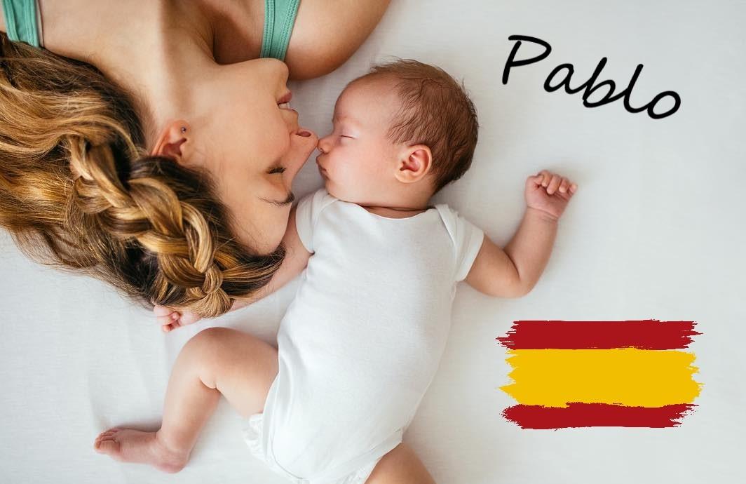 Vornamen Spanisch
