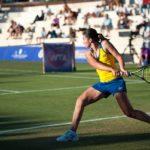Anastasija Sevastova bei den Mallorca Open