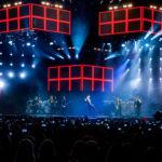 Ricky Martin singt in der Palma Arena