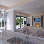Rendering einer Luxusvilla in Bendiant - erstellt von den Mallorca Fotografen