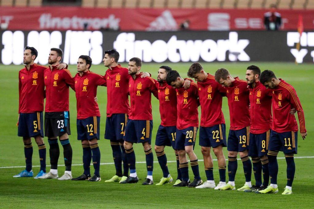 Spaniens kompletter 24-Mann-Kader für die Euro 2021