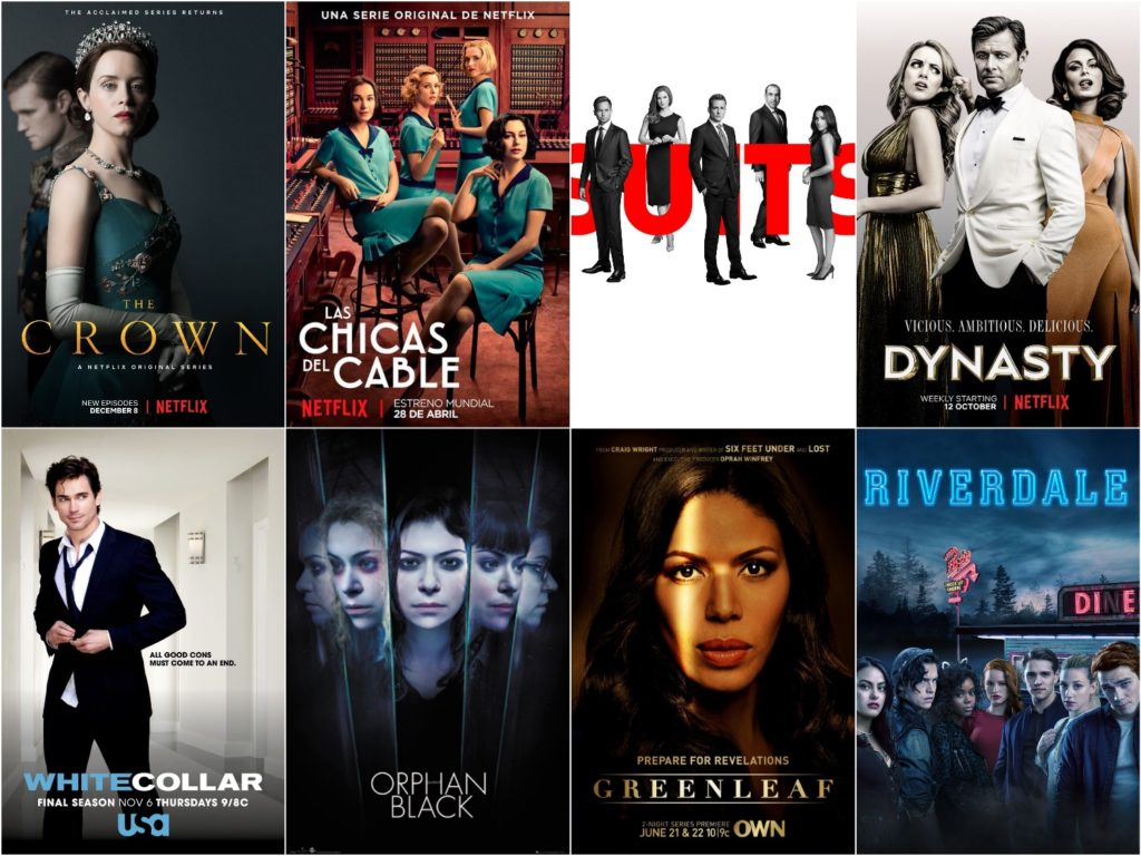 Die 10 besten Spanischen Serien auf Netflix 2021