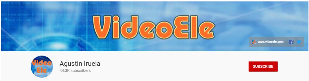 spanish youtube channel agustin iruela